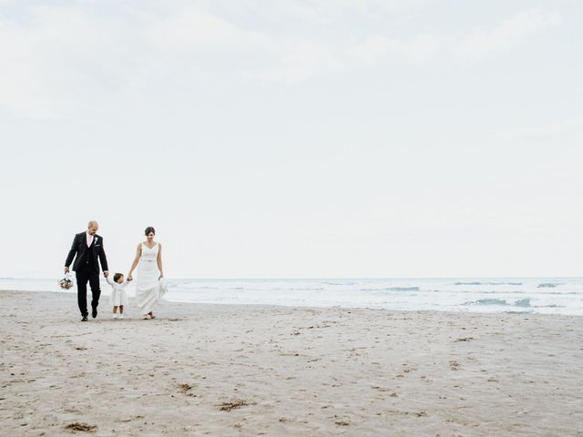La boda de Marieta y Edu