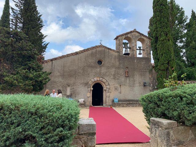 La boda de Marta y Juan en Montseny, Barcelona 1