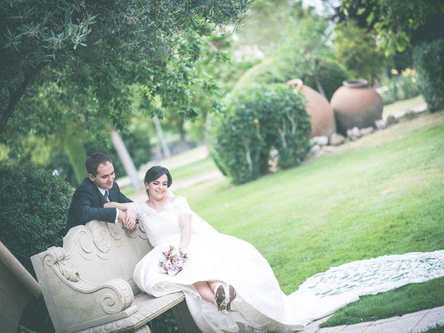 La boda de María y Alex