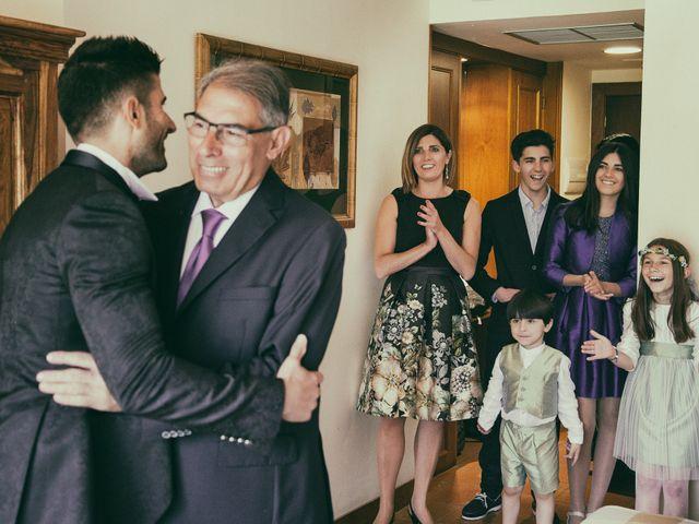 La boda de Oscar y Soraya en Vandellos, Tarragona 6
