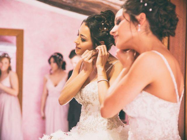 La boda de Oscar y Soraya en Vandellos, Tarragona 11