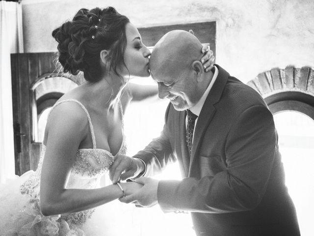 La boda de Oscar y Soraya en Vandellos, Tarragona 14