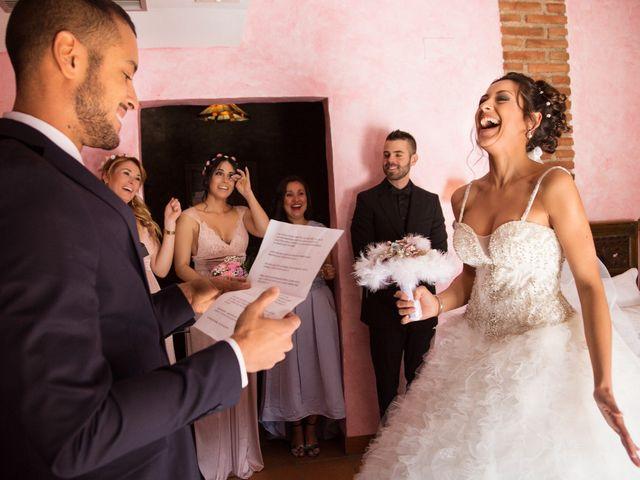 La boda de Oscar y Soraya en Vandellos, Tarragona 15