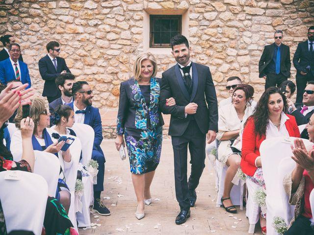 La boda de Oscar y Soraya en Vandellos, Tarragona 16