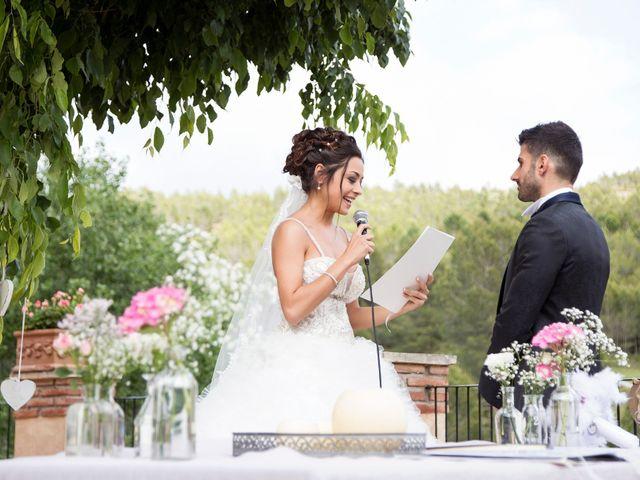La boda de Oscar y Soraya en Vandellos, Tarragona 20
