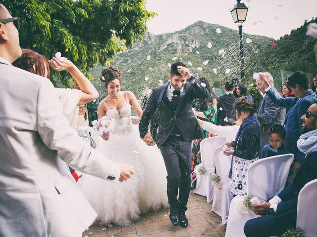 La boda de Oscar y Soraya en Vandellos, Tarragona 1