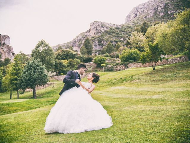 La boda de Oscar y Soraya en Vandellos, Tarragona 21