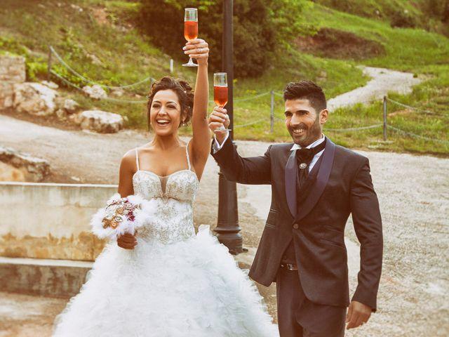 La boda de Oscar y Soraya en Vandellos, Tarragona 24