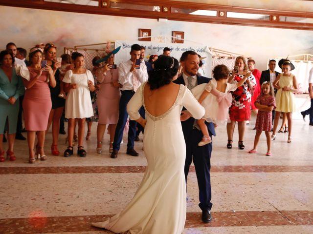 La boda de Andrés  y Isabel en Niebla, Huelva 7