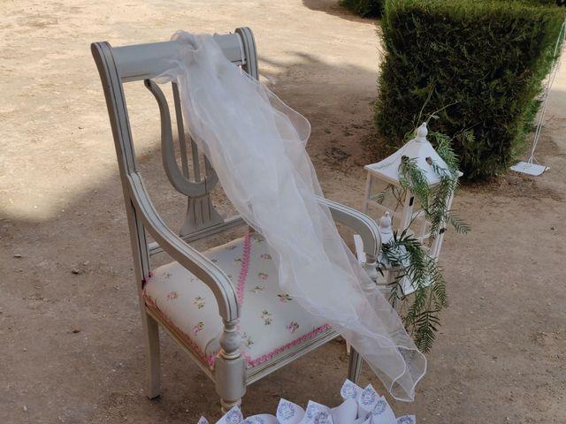 La boda de Andrés  y Isabel en Niebla, Huelva 10