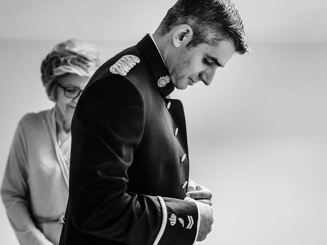 La boda de Nacho y Aroa en El Escorial, Madrid 7