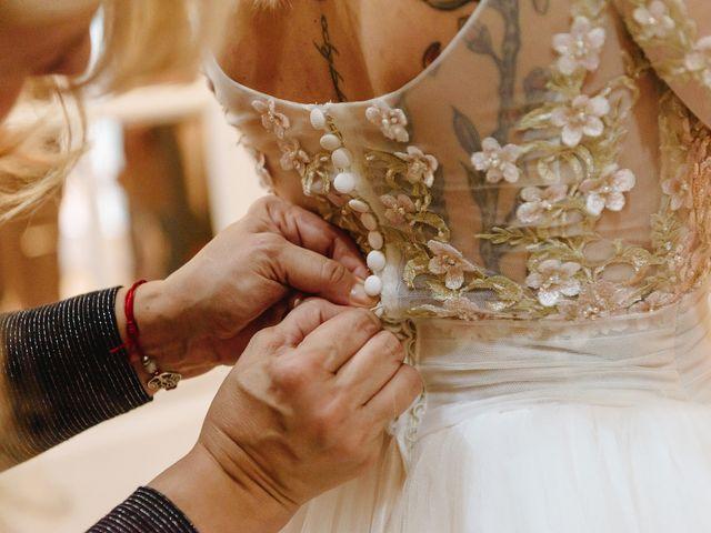 La boda de Nacho y Aroa en El Escorial, Madrid 11
