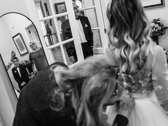 La boda de Nacho y Aroa en El Escorial, Madrid 12
