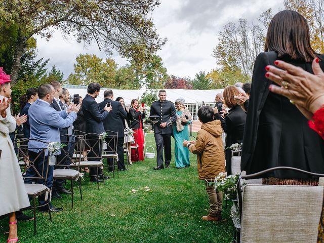 La boda de Nacho y Aroa en El Escorial, Madrid 17