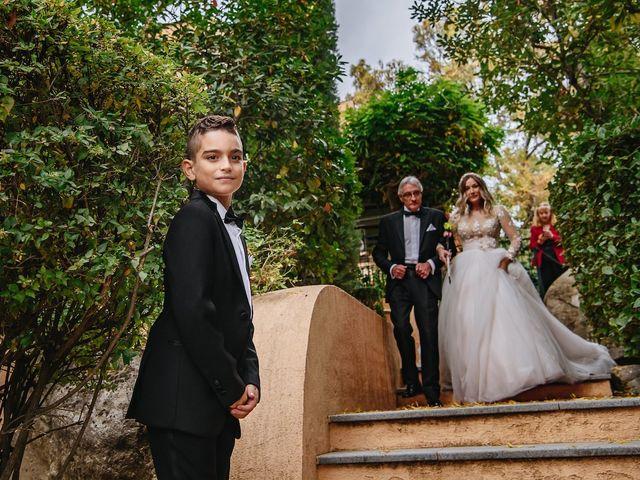 La boda de Nacho y Aroa en El Escorial, Madrid 18