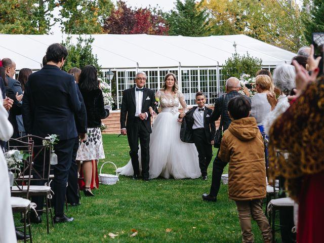 La boda de Nacho y Aroa en El Escorial, Madrid 19