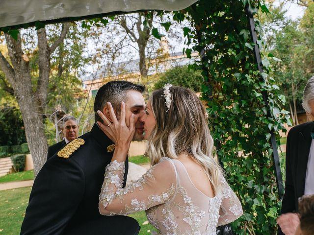 La boda de Nacho y Aroa en El Escorial, Madrid 20