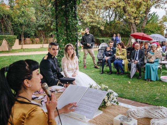 La boda de Nacho y Aroa en El Escorial, Madrid 24