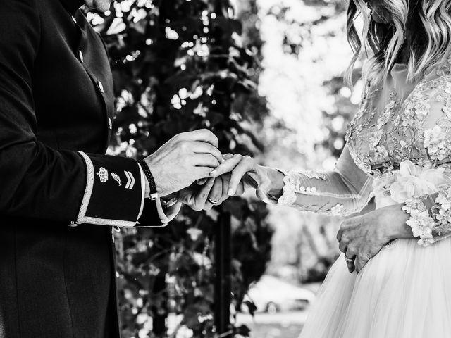 La boda de Nacho y Aroa en El Escorial, Madrid 27