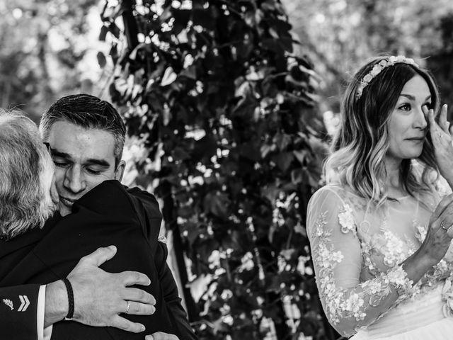 La boda de Nacho y Aroa en El Escorial, Madrid 29