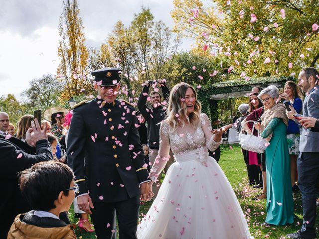 La boda de Nacho y Aroa en El Escorial, Madrid 30