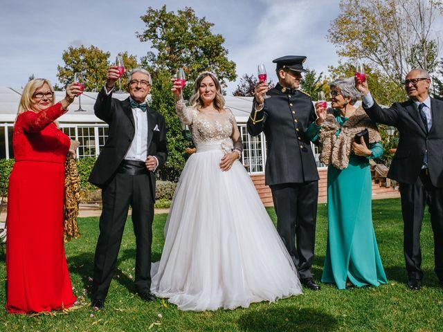 La boda de Nacho y Aroa en El Escorial, Madrid 31