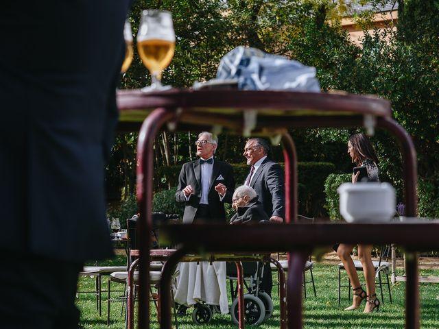 La boda de Nacho y Aroa en El Escorial, Madrid 40