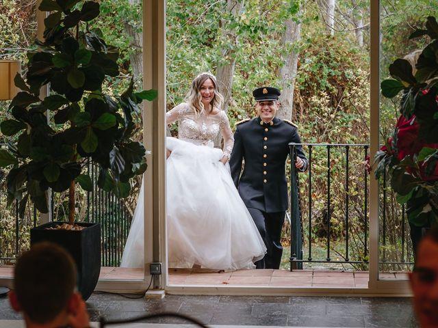 La boda de Nacho y Aroa en El Escorial, Madrid 45