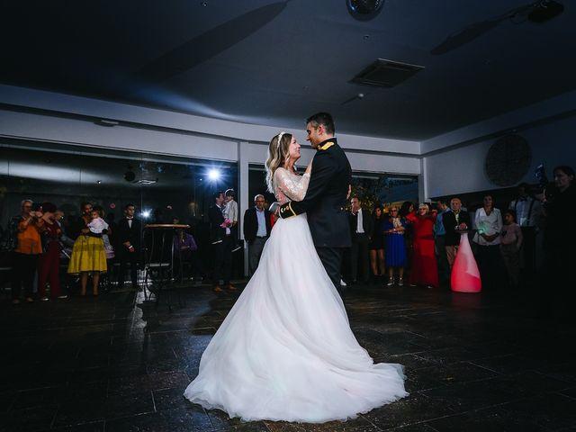 La boda de Nacho y Aroa en El Escorial, Madrid 51