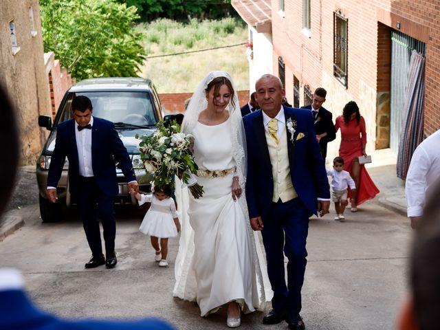 La boda de Diego y María en Campo De Criptana, Ciudad Real 14