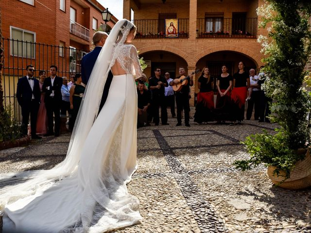 La boda de Diego y María en Campo De Criptana, Ciudad Real 20