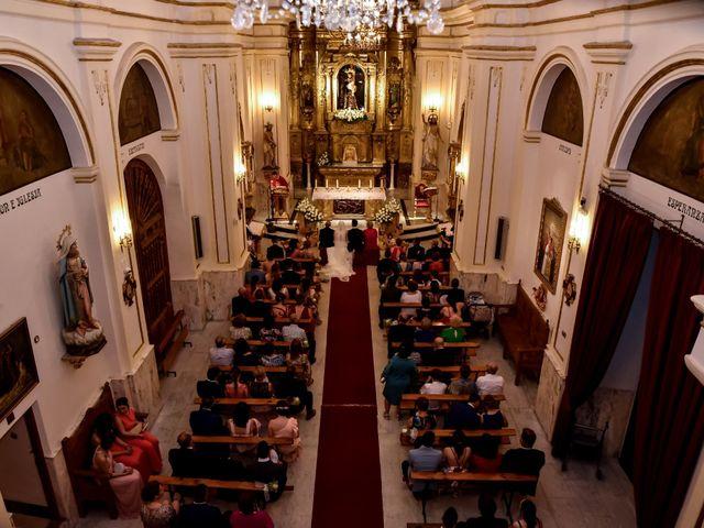 La boda de Diego y María en Campo De Criptana, Ciudad Real 22