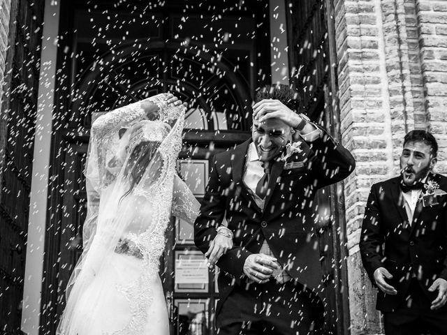 La boda de Diego y María en Campo De Criptana, Ciudad Real 25