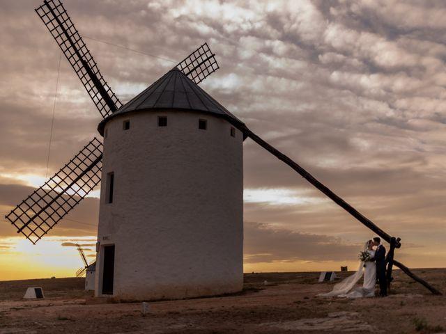 La boda de Diego y María en Campo De Criptana, Ciudad Real 27