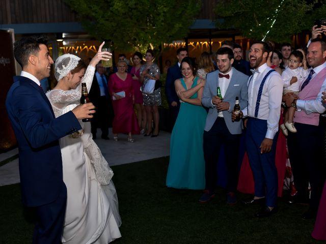 La boda de Diego y María en Campo De Criptana, Ciudad Real 32
