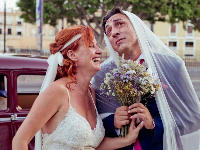 La boda de Miguel Ángel y Nathalie en Llano De Molina, Murcia 2