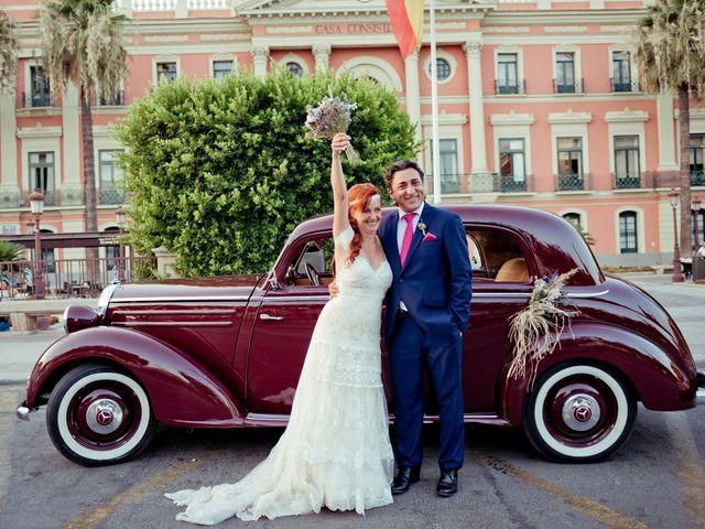 La boda de Miguel Ángel y Nathalie en Llano De Molina, Murcia 5