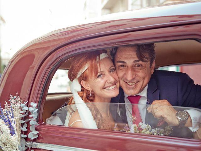 La boda de Miguel Ángel y Nathalie en Llano De Molina, Murcia 6