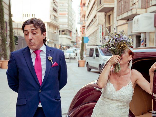 La boda de Miguel Ángel y Nathalie en Llano De Molina, Murcia 8