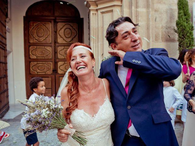 La boda de Miguel Ángel y Nathalie en Llano De Molina, Murcia 9