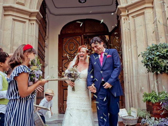 La boda de Miguel Ángel y Nathalie en Llano De Molina, Murcia 10