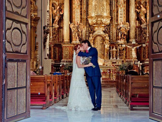 La boda de Miguel Ángel y Nathalie en Llano De Molina, Murcia 11