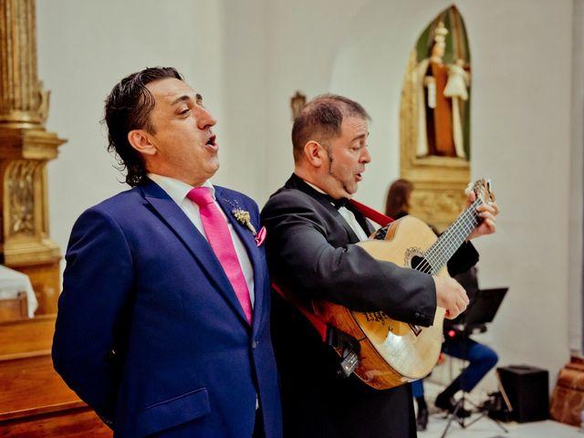 La boda de Miguel Ángel y Nathalie en Llano De Molina, Murcia 18