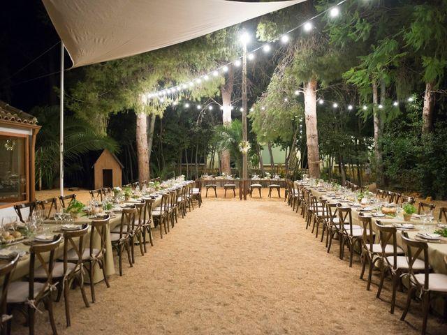 La boda de Miguel Ángel y Nathalie en Llano De Molina, Murcia 26