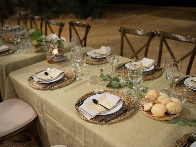 La boda de Miguel Ángel y Nathalie en Llano De Molina, Murcia 28
