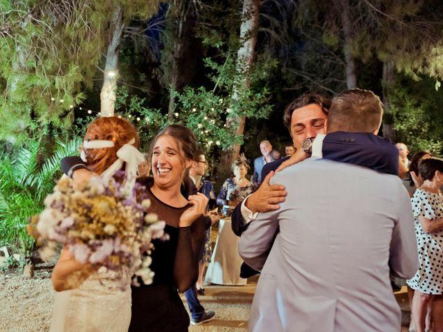 La boda de Miguel Ángel y Nathalie en Llano De Molina, Murcia 30