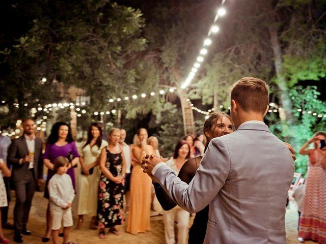 La boda de Miguel Ángel y Nathalie en Llano De Molina, Murcia 31