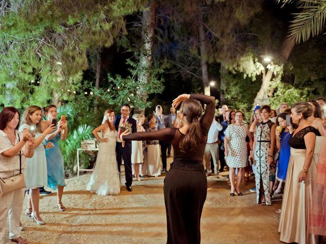 La boda de Miguel Ángel y Nathalie en Llano De Molina, Murcia 35