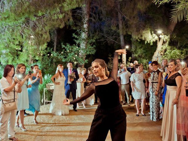 La boda de Miguel Ángel y Nathalie en Llano De Molina, Murcia 36