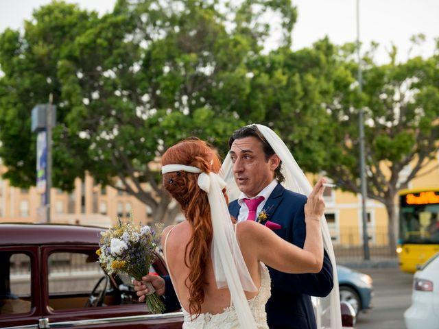 La boda de Miguel Ángel y Nathalie en Llano De Molina, Murcia 37